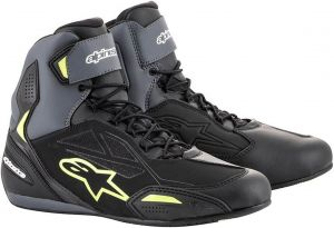 Alpinestars_Faster-3_Drystar_Shoes_Black_Gray_Yellow_Fluo_Riding_Shoes_Motorradschuhe_Motorschoenen_Baskets_Zapatos_Ayakkabilar_1.jpg