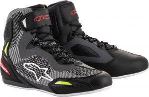 Alpinestars_Faster-3_Rideknit_Shoes_Black_Gray_Red_Yellow_Fluo_Riding_Shoes_Motorradschuhe_Motorschoenen_Baskets_Zapatos_Ayakkabilar_1.jpg