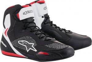 Alpinestars_Faster-3_Rideknit_Shoes_Black_White_Red_Riding_Shoes_Motorradschuhe_Motorschoenen_Baskets_Zapatos_Ayakkabilar_1.jpg