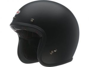 BELL-Custom-500-DLX-Solid-Matte-Black-Open-Face-Helmet-Helm-Casque-Kask-Casco-1.jpg