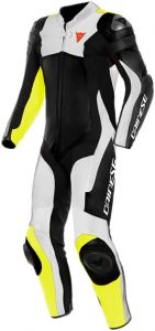 Dainese_Assen_2_1_Piece_Leather_Suit_1_Teiler_Overall_Combinaison_1_Piece_Traje_Black_White_Yellow_1.jpg