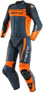 Dainese_Mistel_2_Piece_Leather_Suit_2_Teiler_Overall_Combinaison_2_Piece_Traje_Black_Orange_1.jpg