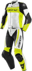 Dainese_Mistel_2_Piece_Leather_Suit_2_Teiler_Overall_Combinaison_2_Piece_Traje_White_Yellow_Black_1.jpg