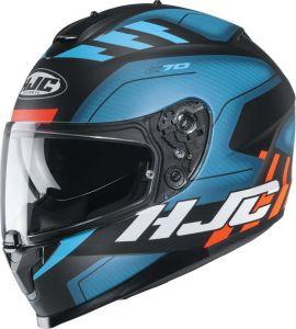 HJC-C70-Koro-Black-Full-Face-Helmet-Helm-Casque-Kask-Casco-1