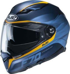 HJC-F70-Feron-Blue-Full-Face-Helmet-Helm-Casque-Kask-Casco-1