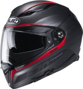 HJC-F70-Feron-Red-Full-Face-Helmet-Helm-Casque-Kask-Casco-1