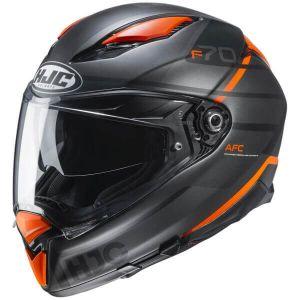 HJC-F70-Tino-Black-Orange-Full-Face-Helmet-Helm-Casque-Kask-Casco-1