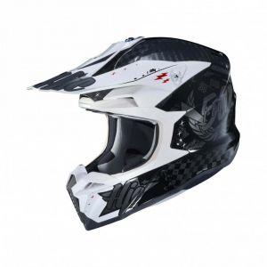 HJC-I50-Artax-White-Cross-Helmet-Helm-Casque-Kask-Casco-1