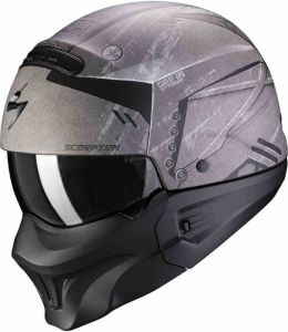 Scorpion-EXO-COMBAT-EVO-INCURSION-Matt-Silver-Black-Open-Face-Helmet-Helm-Casque-Kask-Casco-1.jpg