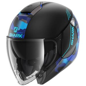 Shark-Citycruiser-GENOM-Mat-KBB-Open-Face-Helmet-Helm-Casque-Kask-Casco-1.jpg