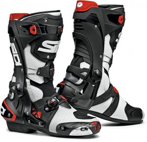 Sidi Rex Air White Black boots-bottes-stiefel-laartzen