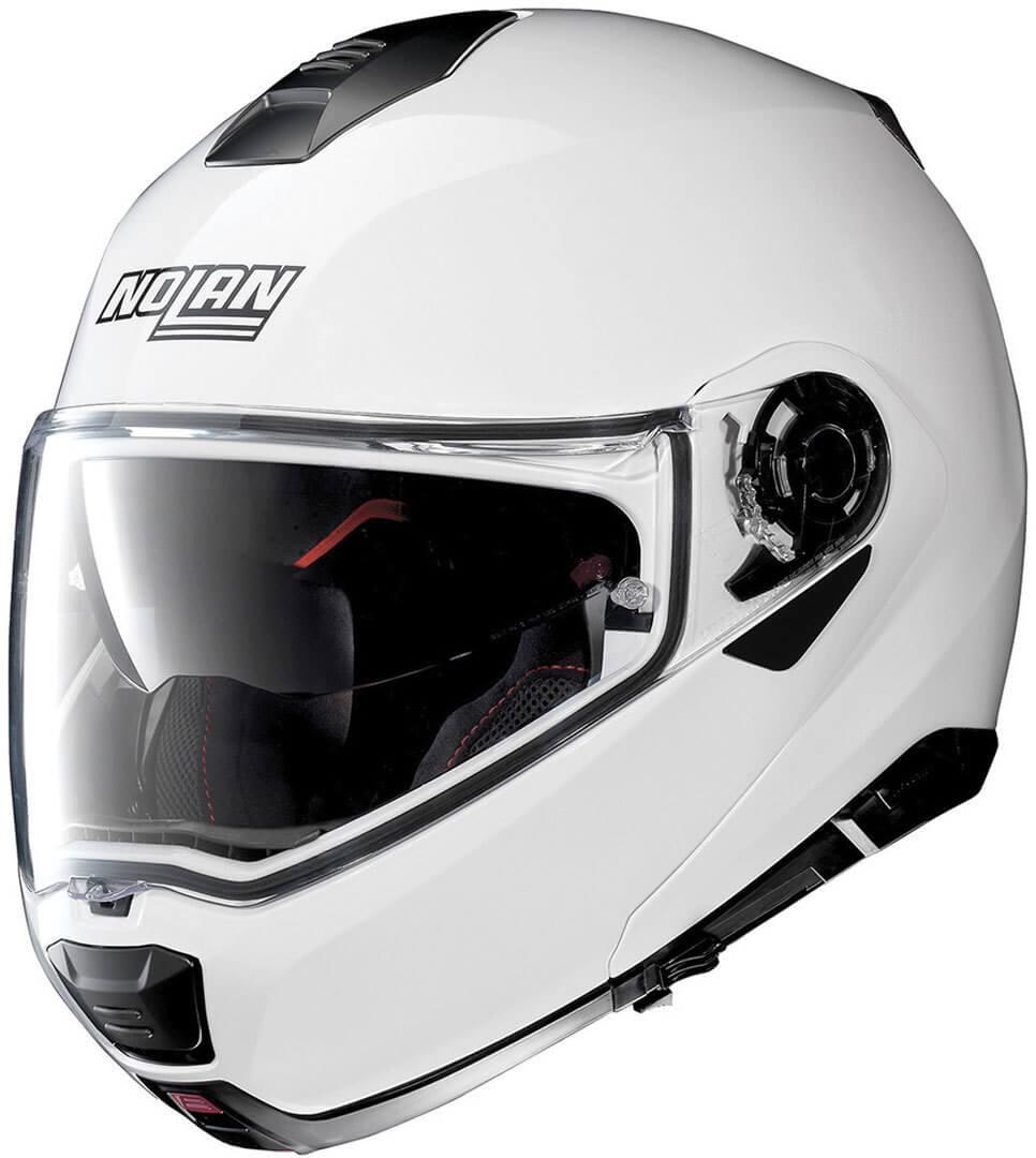 NOLAN N40-5 GT SPECIAL N-COM PURE WHITE XXL