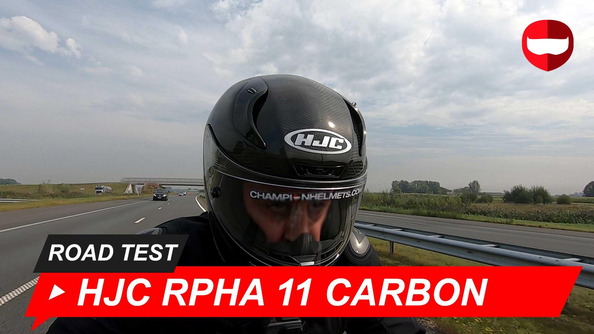 HJC RPHA 11 Carbon Road Test + Video