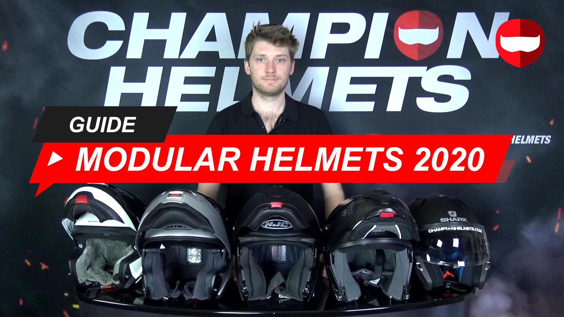 Best Modular Helmets 2020