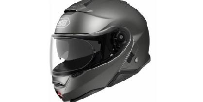 The new Shoei Neotec 2 Helmet