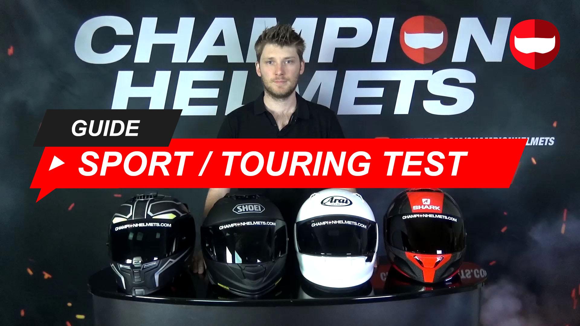 Best Sport Touring Helmets 2020
