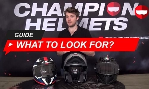 What to look for in a helmet?